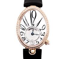 브레게 로즈골드 다이아 네이플 시계