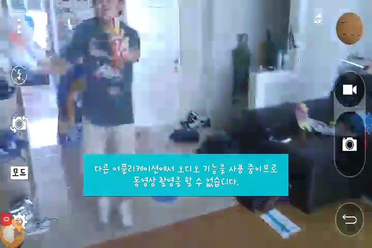 휴몽의 옛영상 업로드 - 초파TV 순록의 오로나민C 광고 패러디 (영상왕 콘테스트 초청됬지만...)