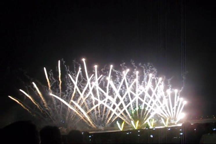 송도음악불꽃축제