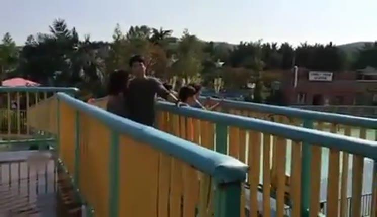 [영상왕] 나는 젖을 수 없어