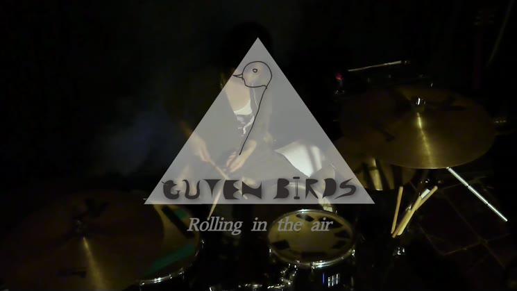 구텐버즈 ㅡ Rolling in the air