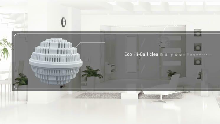 EcoHi Ball for Laundry