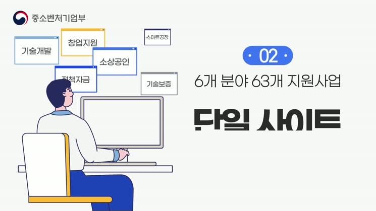 10. 중소벤처기업부-중소벤처24 홍보 동영상