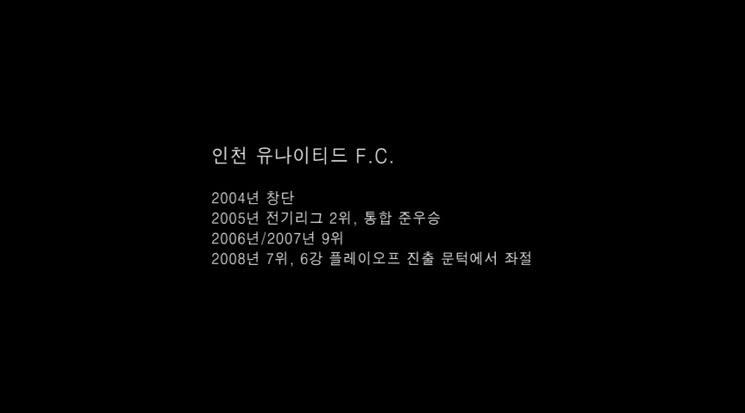 [영상왕/메일접수] 미추홀 보이즈