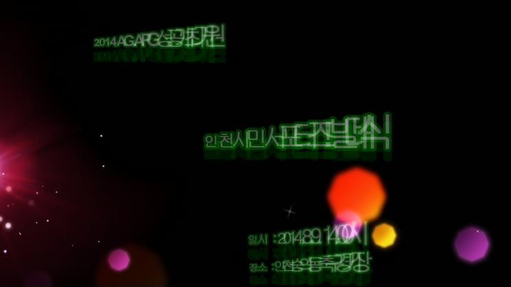 2014이천AG APG 성공개최기원인천시민서포터즈발대식