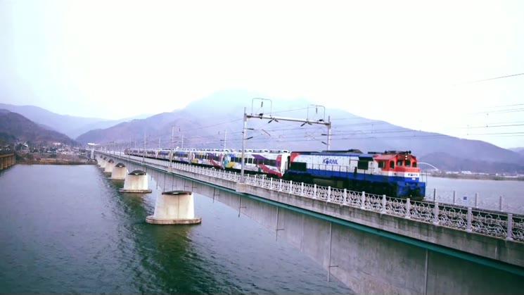 15.팔도장터관광열차