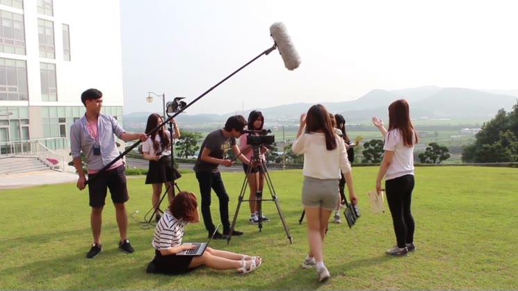 2014 두원공과대학교 방송영상미디어계열 학과 홍보영상 (4)