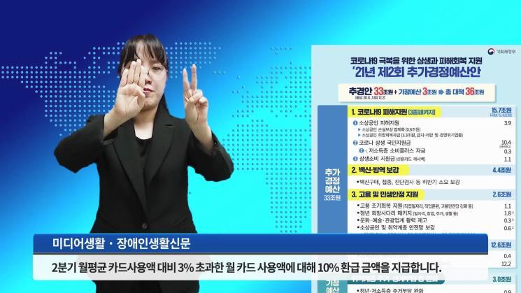 33조 규모 2차 추경…1인당 25만 원 '국민 지원금'