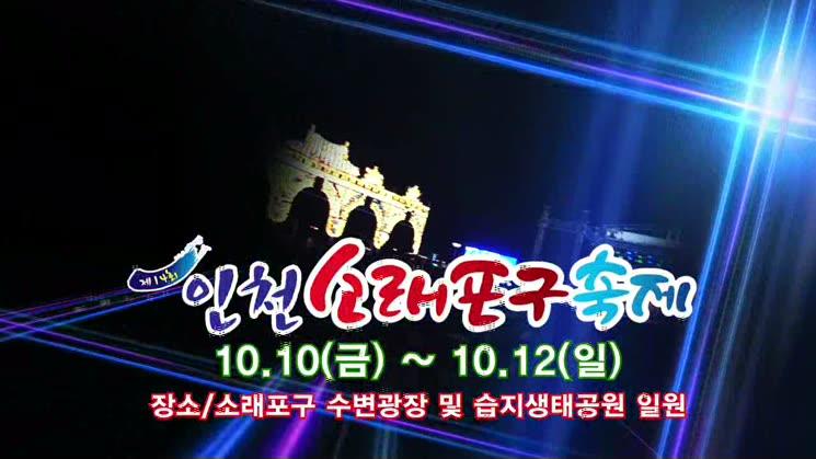 2014 소래포구 축제 홍보 동영상