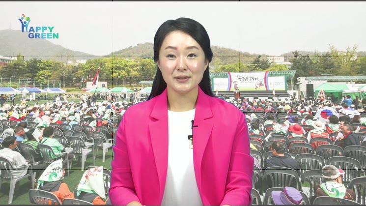 제2회 계양산 전국 국악제 상황리 개최