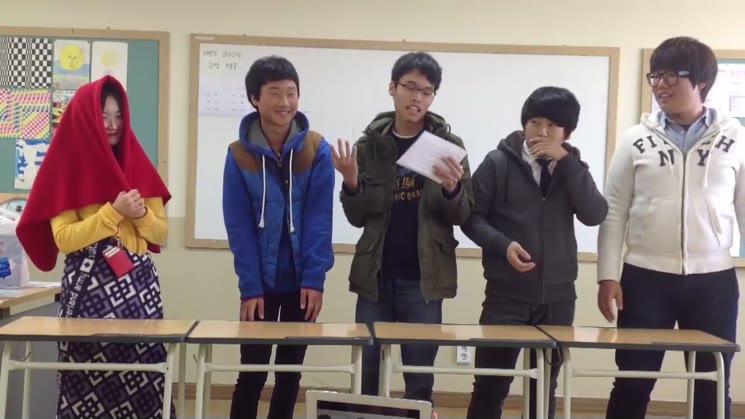 청소년방송 페스티벌 영상(청담고-박은영 작품)