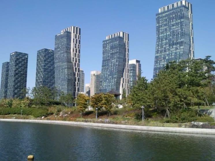 송도 센트럴 공원