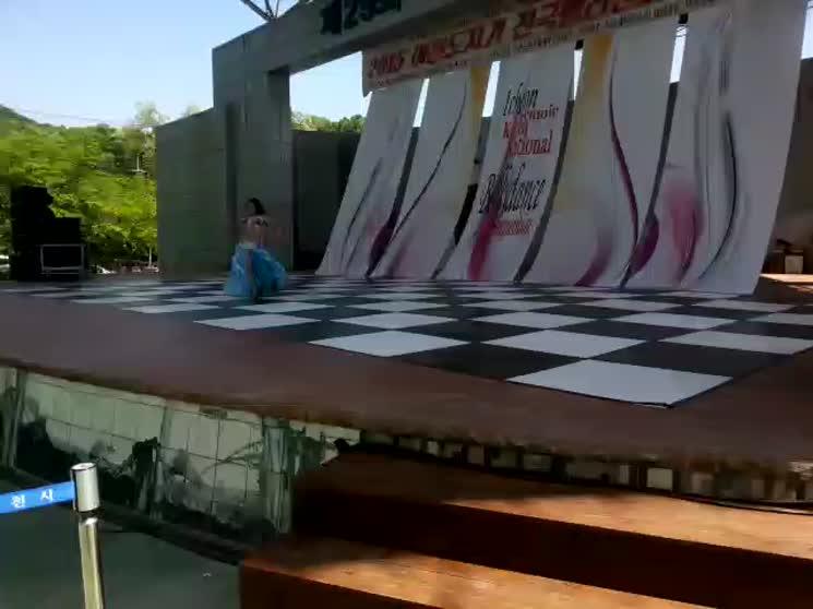 2015 이천도자기 전국밸리댄스