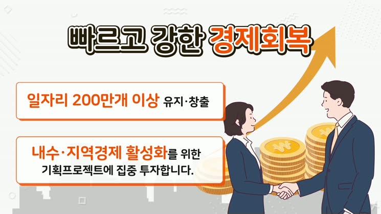 3. 기획재정부 21년 예산안 홍보 영상