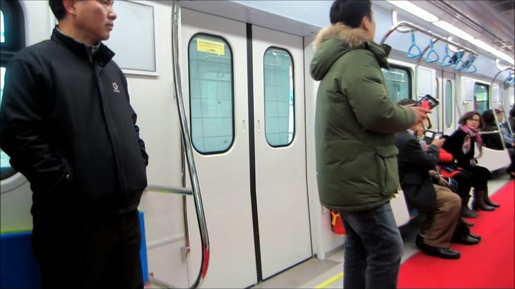 먼저 타 본 인천도시철도2호선