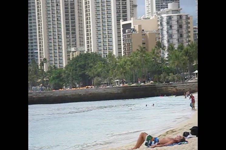 하와이 호놀룰루