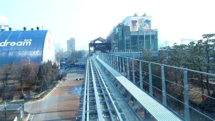 월미바다열차 3