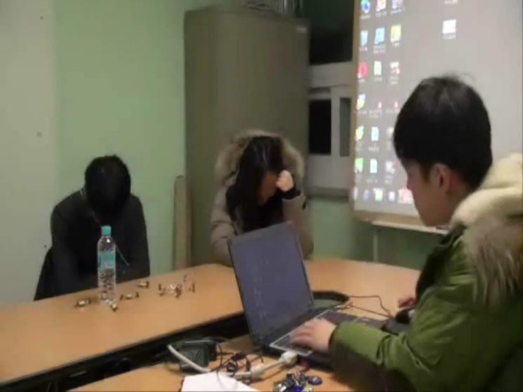 청소년방송 페스티벌 영상(청담고-2% 부족한 애)