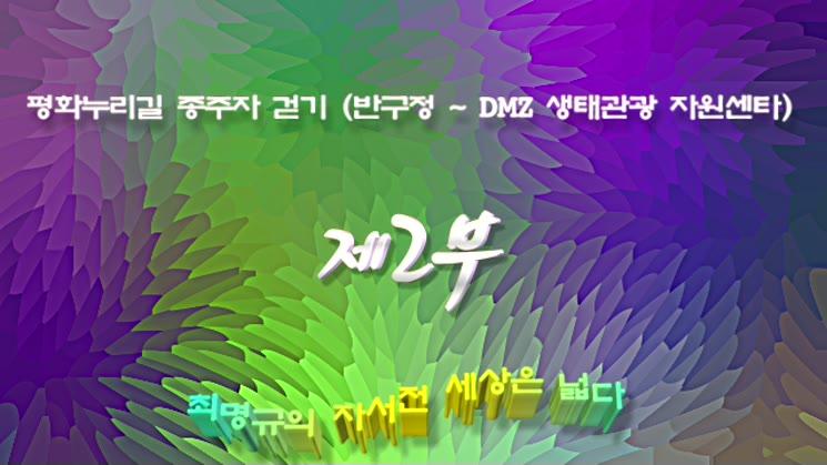 평화누리길 2 종주자걷기2019,12,행사