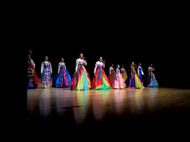 2014 동아시아 문화예술축제 실황 라이브 영상 2